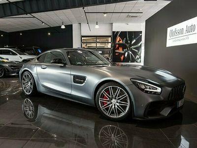 begagnad Mercedes AMG GT Benz C Performance Nightpackage Kolfiber 2019, Sportkupé Pris 1 379 000 kr