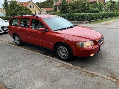 brugt Volvo V70 2.4 140Hk Sv-Såld NY Bes Toppfin