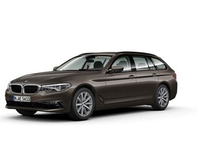 begagnad BMW 520 d xDrive Touring Sport Line, Winter, Navigation