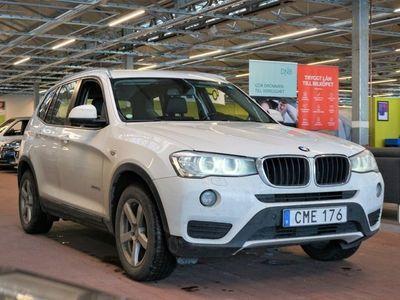 begagnad BMW X3 20d | xDrive | Drag | Steptronic | 190hk