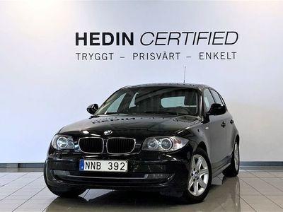 begagnad BMW 116 d 5-dörrar Xenon Sportstolar Pdc Bak