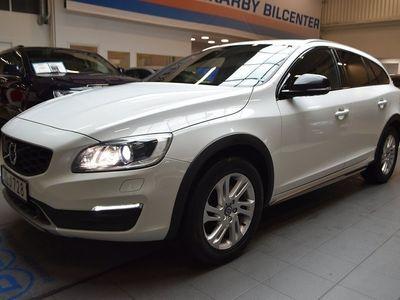 begagnad Volvo V60 CC D4 AWD Aut Business Advaced / Nav / VOC / Blis