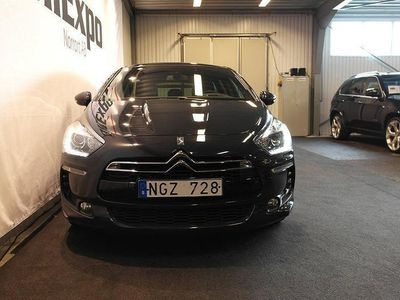 begagnad Citroën DS5 1.6 HDI PANORAMA HEAD UP SVENSK