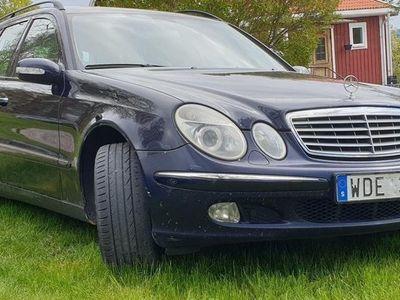 begagnad Mercedes E240 elegance