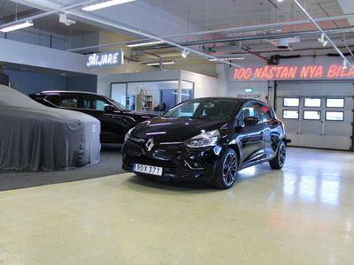 begagnad Renault Clio IV PhII Energy TCe 90 Intens 5-d
