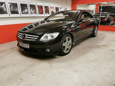 begagnad Mercedes CL500 7G-Tronic 388hk