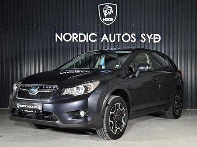 begagnad Subaru XV 2.0 4WD Lineartronic 150hk Navi, Dr