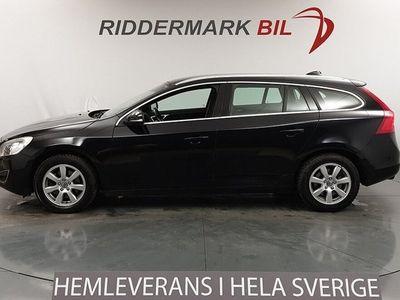 begagnad Volvo V60 D3 Summum Skinn Drag Nyservad Ny kamrem 163hk