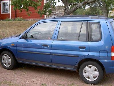 begagnad Mazda Demio Cityvan