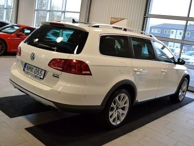 begagnad VW Passat Alltrack2.0 TDI 4M Full-U 2014, Kombi 214 000 kr