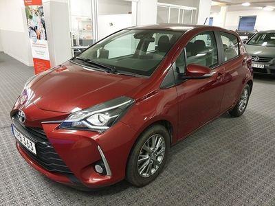 begagnad Toyota Yaris 5-dörrar 1.5 VVT-i Euro 6 111hk -17