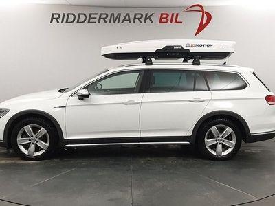 begagnad VW Passat Alltrack 2.0 TDI Sportscombi 4MOTION (190hk) Driver assist, Executive