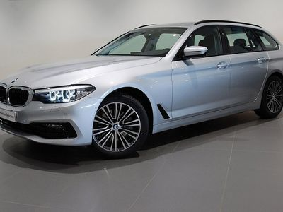 begagnad BMW 520 d Sport Line Aut Nav