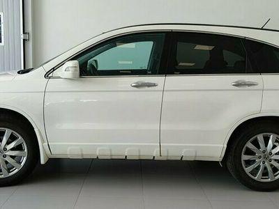 begagnad Honda CR-V 2.2 i-DTEC 4WD Automat 150hk