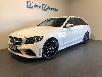 begagnad Mercedes 220 CKombi AMG facelift