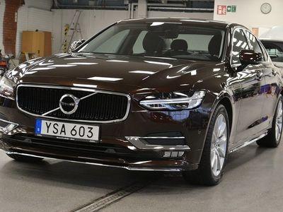 used Volvo S90 D4 AWD Business Advanced Plus VOC Exteriört stylingpaket 2018, Sedan 359 000 kr