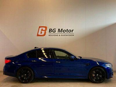begagnad BMW M5 V8 600hk Keramiska Soft Close Bowers