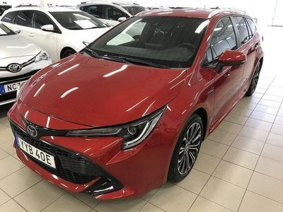 begagnad Toyota Corolla Touring Sports Elhybrid 2.0 St
