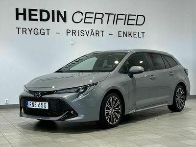 begagnad Toyota Corolla TS Style Hybrid Executive Teknikpaket