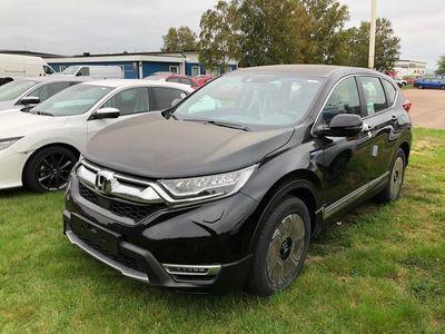 begagnad Honda CR-V 2,0 HYBRID Elegance 2WD KAMPANJ
