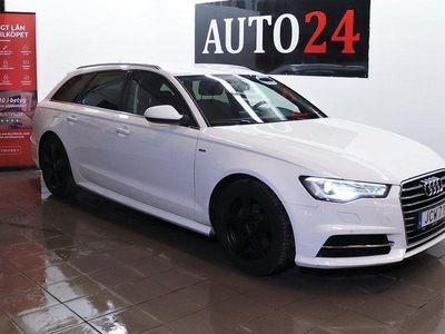begagnad Audi A6 2,0 TDI Skattefri D-värmare Drag Auto