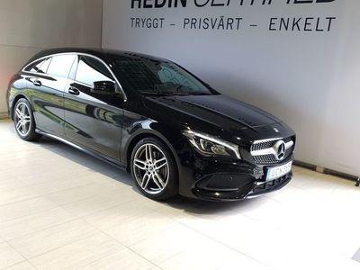begagnad Mercedes 220 D SHOOTING BRAKE//Amg-line//Dragkrok