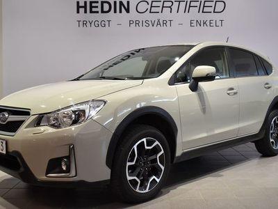 begagnad Subaru XV Sport 2,0 AWD 150 hk S/V-hjul Automat