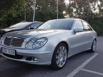begagnad Mercedes E200 Kompressor, AUT, Sport