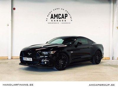 begagnad Ford Mustang GT V8 / Automat / Lågmil / Sv-Så