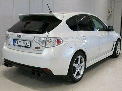 begagnad Subaru Impreza WRX STi