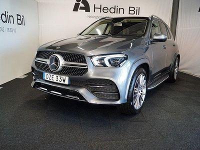 begagnad Mercedes 300 GLED 4Matic / AMG Line / Premiumplus Paket / Luftfjädring / Dem