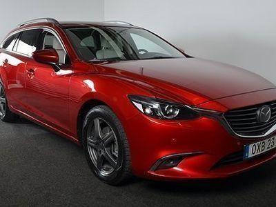 brugt Mazda 6 /OPTIMUM/2.2 175HK/AWD/Automat/Euro6/
