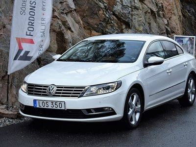 begagnad VW CC 2.0TDI BlueMotion Premium, Exclusive 170hk