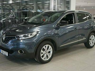 begagnad Renault Kadjar 1.2 TCe 130hk Limited 4x2