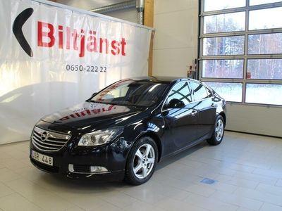 begagnad Opel Insignia 2.8 V6 Turbo 4x4 260hk -09