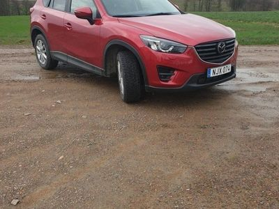 begagnad Mazda CX-5 optimum