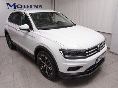 begagnad VW Tiguan 2,0 TDI 190Hk Dsg Executive 4-Motion