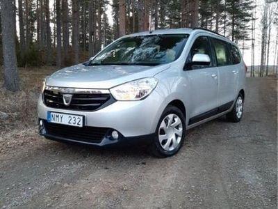 begagnad Dacia Lodgy 7-sits