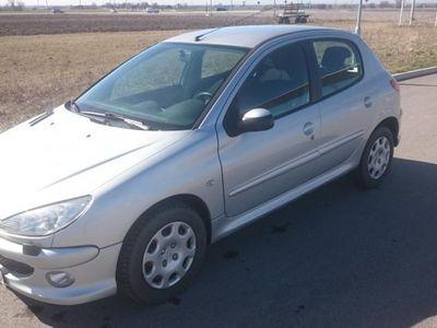 begagnad Peugeot 206 1,4 5d -05
