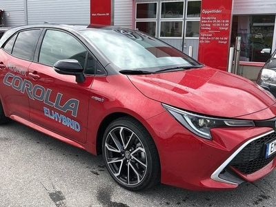 begagnad Toyota Corolla 2,0 5D Executive Bi-Tone GPS