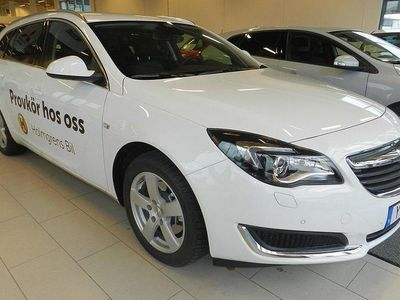 begagnad Opel Insignia Limited Edition ST 1.6 AT6 /170 hk