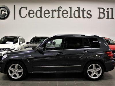 begagnad Mercedes 219 GLK Benz 220CDI 4MATIC AMG Drag 2013, SUV900 kr