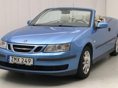 begagnad Saab 9-3 Cabriolet 1.8t