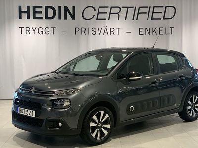 begagnad Citroën C3 82hk - Feel