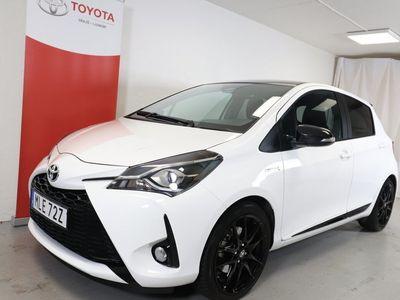 begagnad Toyota Yaris Hybrid 1.5 101hk GR-Sport