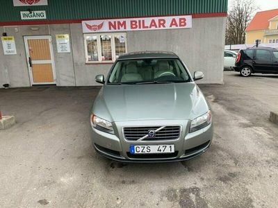 begagnad Volvo S80 2.4D Geartronic Kinetic 163hk
