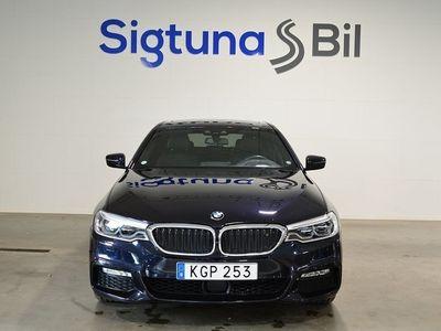 begagnad BMW 540 i xDrive Sedan M Sport Navi Euro 6 340hk