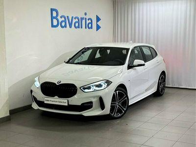 begagnad BMW 120 d xDrive 1,95% M-Sport Nav Läder M-Bakspoiler Nypris 436