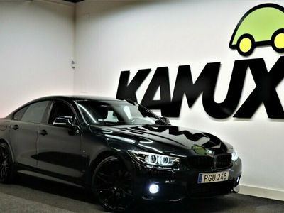 begagnad BMW 420 Gran Coupé d xDrive Coupe | M-Sport | GPS |