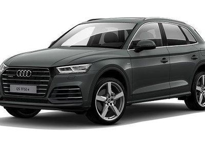begagnad Audi Q5 Q5TFSIe Competition laddhybrid försä -20